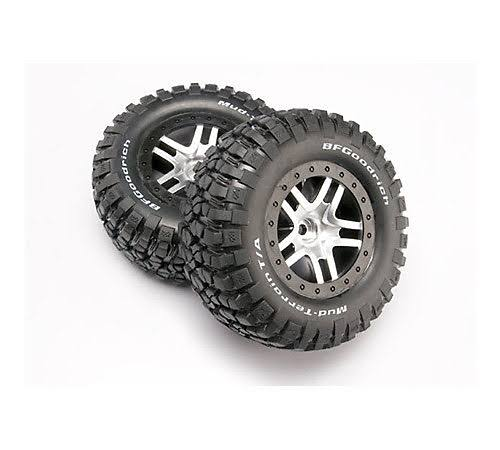 Traxxas 5877 Tire and Wheel Glued