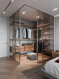 glasschrank creative bedroom closet glasschrank