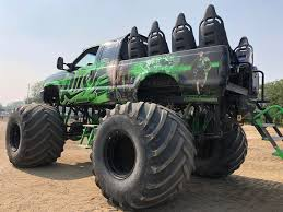 RUSH Monster Truck Rides