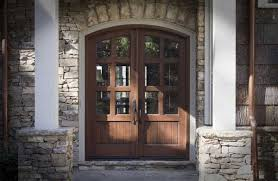 Gallery Of Modern Style Rustic Double Front Doors With Knotty Alder Exterior Sidelites