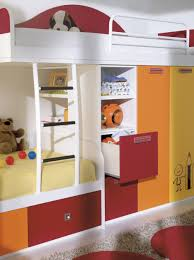 Twin Over Twin Bunk Beds With Trundle by Wood Loft Bed With Desk And Trundle Ktactical Decoration