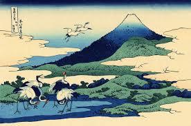 umezawa in sagami province thirty six views of mount fuji no