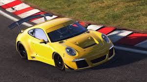 100 Ruf Project CARS Exclusive PS4 Gameplay RUF In The Rain Team VVV