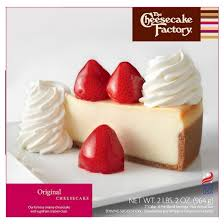 The Cheesecake Factory Original Cheesecake 38oz