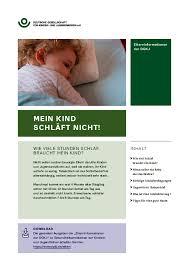mein schläft nicht deutsche gesellschaft für kinder