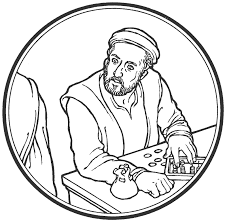 Matthew The Tax Collector Coloring Page New