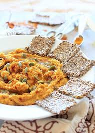 Eden Foods Spicy Pumpkin Seeds by Recipe Redux Savory Spiced Pumpkin Hummus