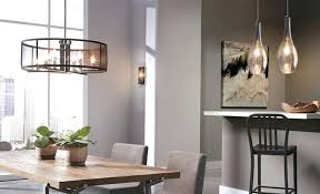 Dining Table Lighting Room W Fixtures