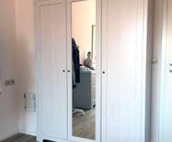 ikea kleiderschrank hochglanz weiß mit spiegel