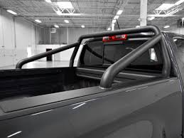 Motor City Aftermarket Sport Bar Roll Bar - Chevrolet Colorado