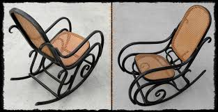 Thonet Bentwood Chair Cane Seat by Vintage Chairs For Sale