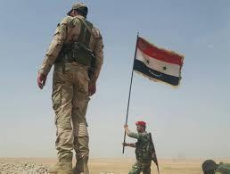 siege army syrian army breaks terrorists siege on army base in harasta in