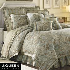 Noble Excellence Bedding by Camilla Jacobean Comforter Bedding By J Queen New York Beddings