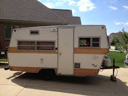 Vintage Camper Dreams Do Come True
