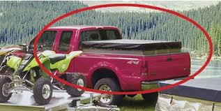 Turn Your Truck Bed Into a Tent for Camping