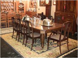 Late 18c Mahogany Hepplewhite Style Dining Chairs Set Of 8 Room Furniture Dallas Tx