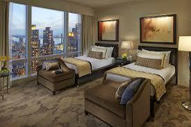 100 New York Style Bedroom Luxury Accommodations In Manhattan Mandarin Oriental