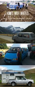 100 Vans Homes With Wheels My Life In Camper Vans Vagabond Baker
