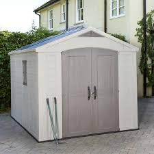 Keter Woodland Lean To Storage Shed by Garden Sheds Costco Interior Design