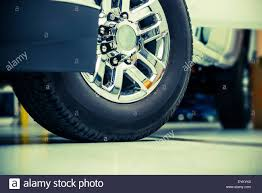 100 Heavy Duty Truck Wheels Pickup And Tires Closeup Photo