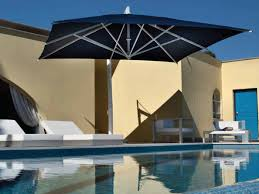 Large Cantilever Patio Umbrella by Fim P Series 11 5 U0027 Square Cantilever Patio Umbrella