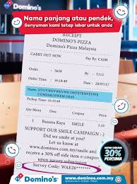 Complete Domino's Online Feedback Using Survey Code In ... Coupon Code Fba02 Free Half Dominos Pizza Malaysia Buy 1 Promotion Codes 5 Code Promo Dominos Rennes Coupons Freebies Over 1000 Online And Printable Uk Gallery Grill Coupons Panasonic Home Cinema Deals Uk For Carry Out One Get Free Coupon Nz Candleberry Co Hungry Jacks Vouchers For The Love Of To Offer Rewards Points Little Deal Vouchers Worth 100 At 50 Cents Off Gatorade Momma Uncommon Goods Code November 2018 Major Series