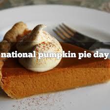 Worlds Heaviest Pumpkin Pie by December 25 Is National Pumpkin Pie Day Foodimentary National