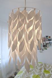 Crafts Made From Lamp Shade Frames
