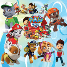 Paw Patrol Clipart designs4you