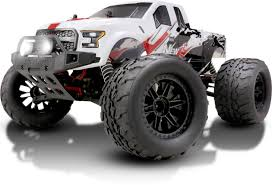 100 Monster Truck Power Wheels Reely NEW1 Brushless 110 RC Model Car Electric Truck 4WD