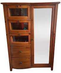 Broyhill Solid Oak Armoire   Chairish Dutch Kas Or 1920 Antique Dowry Cabinet Armoire Oak Ebony Sauder Carson Forge Coffee Armoire419079 The Home Depot Cottage Style Wardrobe Storage In Light Wood W Drawers Shelves Refinished Sold 1885 Closet Arched Panel Amazoncom Sauder 415003 Salt Finish Harbor View Powell Burnished Jewelry 604318 Organizedlife Wall Mount Over The Door Oak Armoire Ertainment Center Abolishrmcom Fniture Beautiful Desk Collection For Interior Design Bob Timberlake American Cabin Series Oakertainment Coaster Armoires Classic Del Sol