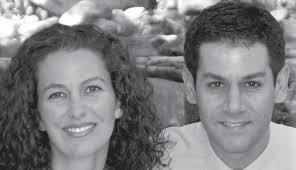 Steven and Caroline Aslanian