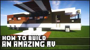 Minecraft Kitchen Ideas Keralis by Minecraft Vehicle Tutorial How To Build Epic Rv Minecraft