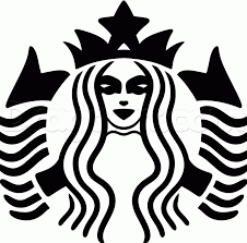 How To Draw The Starbucks Logo Step 7