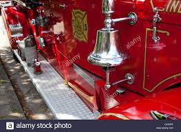 100 Fire Truck Bell On Fire Truck Stock Photo 37048551 Alamy