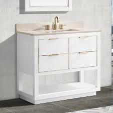 edmund 37 single bathroom vanity set