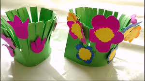 Simple Paper Flower Making
