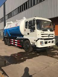 Sewage Vacuum Suction Truck Dongfeng 18cbm Sewer Tanker - Buy Sewage ...