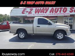 100 Dodge Trucks For Sale In Ky Buy Here Pay Here 2004 Ram 1500 For In Paducah KY 42003