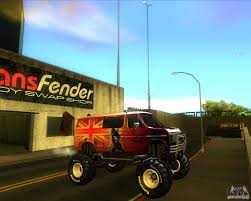 Gta San Andreas Ford Trucks, Ford Monster Truck | Trucks Accessories ... Gta Gaming Archive Stretch Monster Truck For San Andreas San Andreas How To Unlock The Monster Truck And Hotring Racer Hummer H1 By Gtaguy Seanorris Gta Mods Amc Javelin Amx 401 1971 Dodge Ram 2012 By Th3cz4r Youtube 5 Karin Rebel Bmw M5 E34 For Bmwcase Bmw Car And Ford E250 Pumbars Egoretz Glitches In Grand Theft Auto Wiki Fandom Neon Hot Wheels Baja Bone Shaker Pour Thrghout