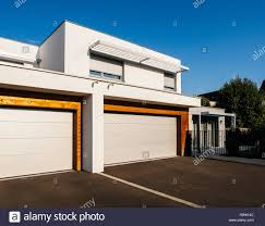100 Modern Homes Architecture House Architecture Style With Large Garage Automated Door