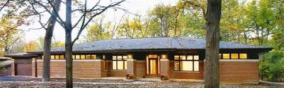 Rustic Ranch Exterior Modern With Prairie Style Chicago Roofing Companies