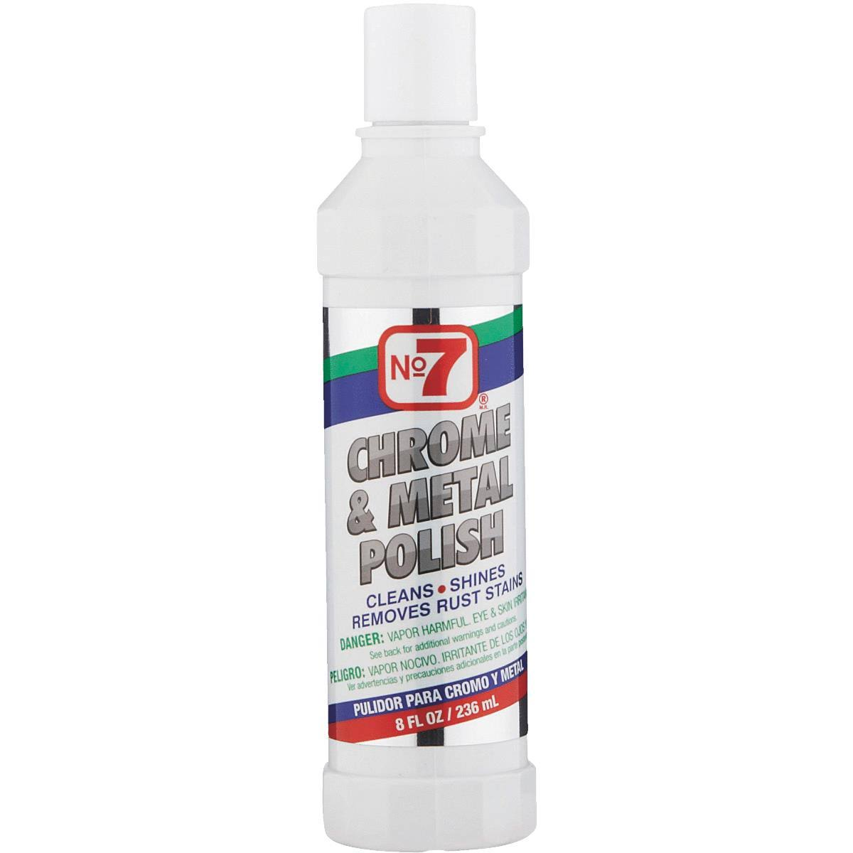 Cyclo Industries Metal Polish - 8oz