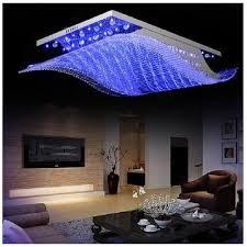 modernen led deckenbeleuchtung wohnzimmer schlafzimmer esszimmer k9 kristall luxus deckenleuchten kostenloser versand