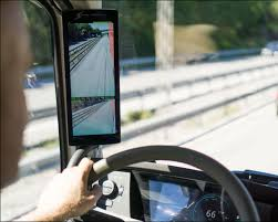 100 Truck Camera System FMCSA Grants Exemption To Allow Cameras As Rearview Mirror Alternative