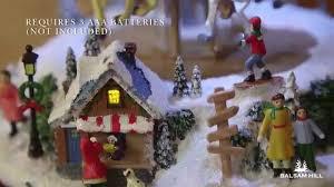 Thomas Kinkade Christmas Tree Wonderland Express by Animated Musical Christmas Tree From Balsam Hill Youtube