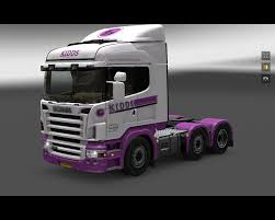 Ets2 Scania R420 6x2 Kidds ... Prive Skin Ets2 Photo Album By Snorre