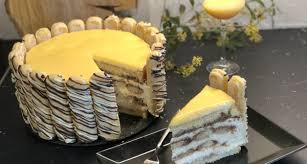 egg liqueur tiramisu cake