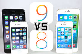 iOS 9 VS iOS 8 on iPhone 6 5S 5 & 4S Which Is Faster