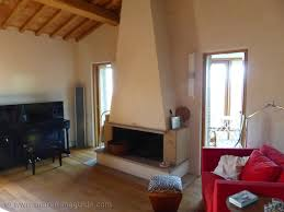 Old Tuscany Farmhouse For Sale Living Room